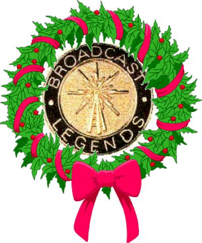 Broadcast Legends Holiday Celebration