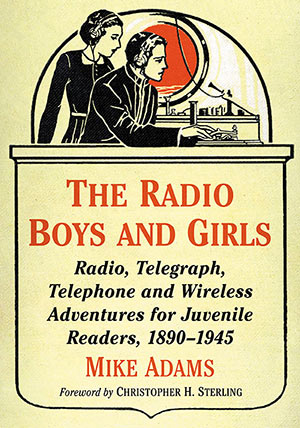 Radio Boys and Girls book cover (Mike Adams)